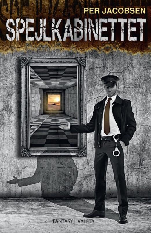 Spejlkabinettet af Per Jacobsen